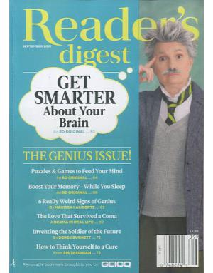 Readers Digest (USA edition) 리더스 다이제스트 (미국판)