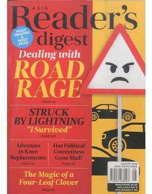READER`S DIGEST (ASIA 영어) 리더스 다이제스트 (아시아판)