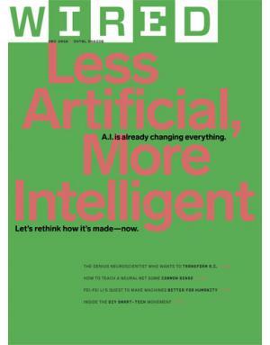Wired USA 와이어드 (미국판)