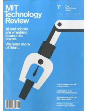 MIT Technology review (print only)