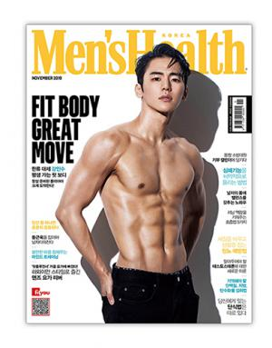 맨즈헬스 Men`s Health (한국판) + 사은품(롤리타 렘피카 스윗 향수)
