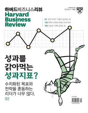 하버드비즈니스리뷰 코리아 Harvard business review Korea (한국판)