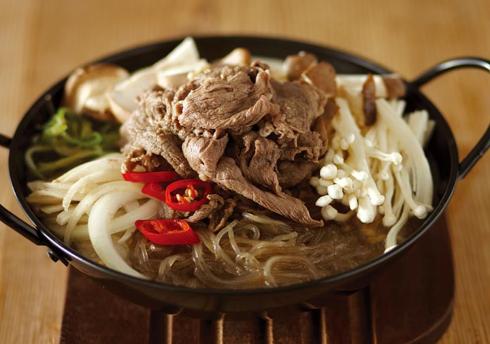 서울식 육수불고기