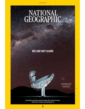 National Geographic (내셔널 지오그래픽 영문판)