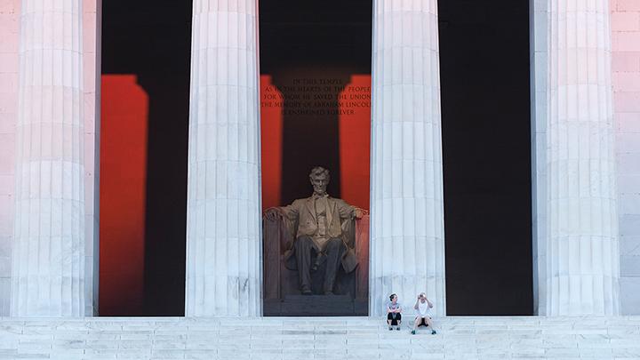 워싱턴 D.C.와의 조우