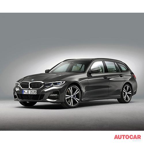 더욱 날카로워진 신형 BMW 3시리즈 투어링