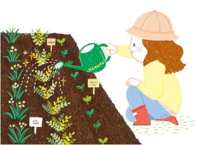 <특집 - 기르는 즐거움> 초록의 기쁨