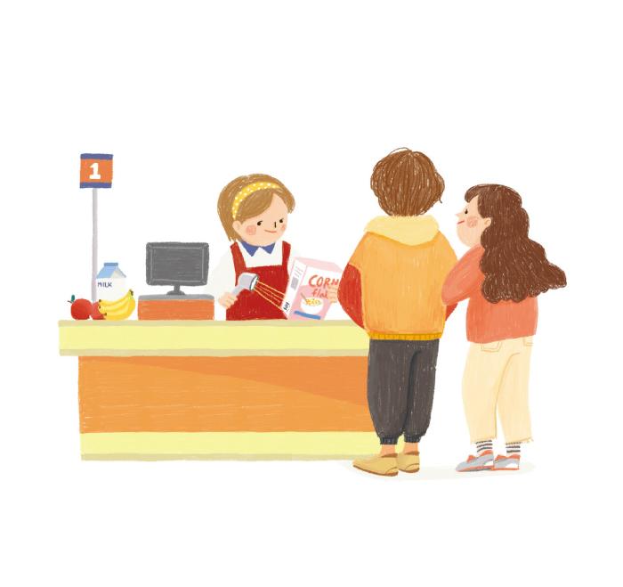 <특집-첫 출근> 꿈꾸는 계산대