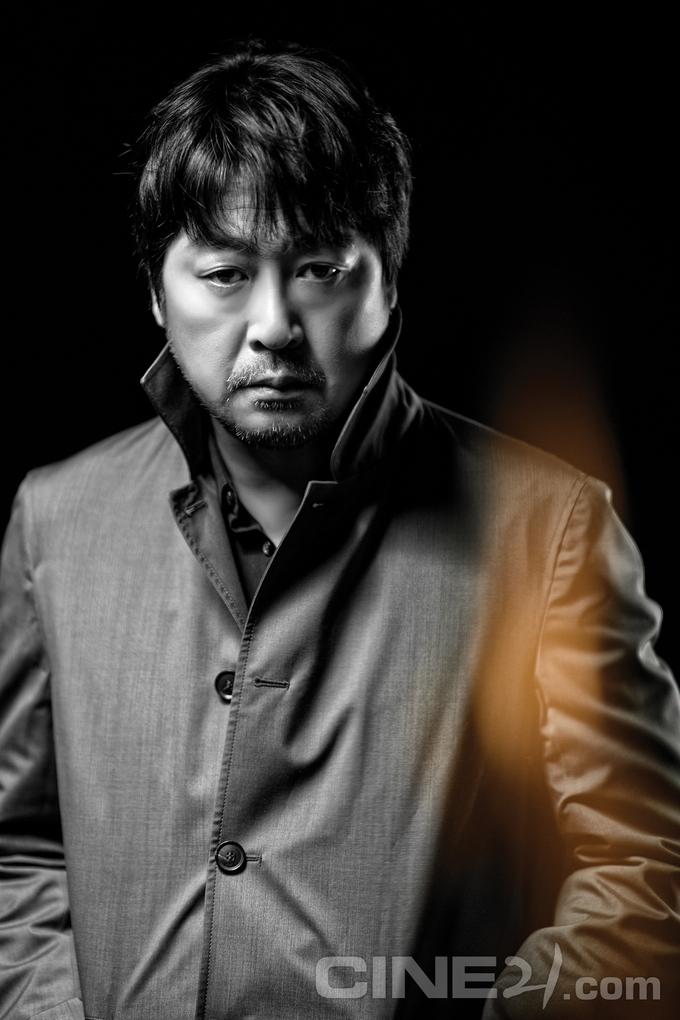 <암수살인> 김윤석 - 영화적인 에너지