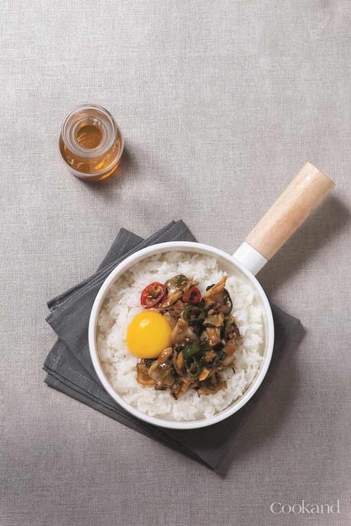 혼밥족을 위한 봄 간편 덮밥