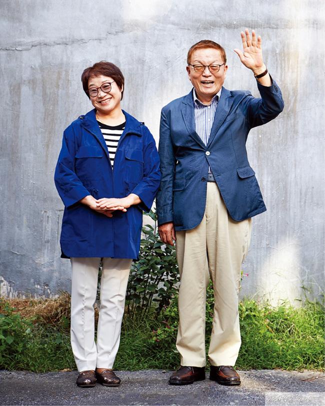 차지현,차태현 부모 인생은 아름다워
