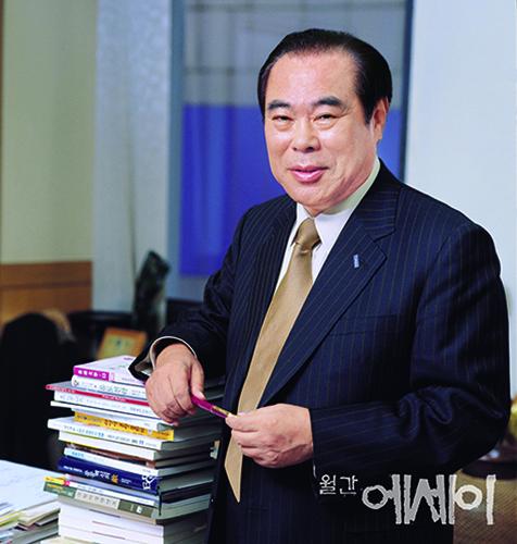만남 _ 아침 풍경과의 만남 / 유상옥, ㈜코리아나화장품 회장