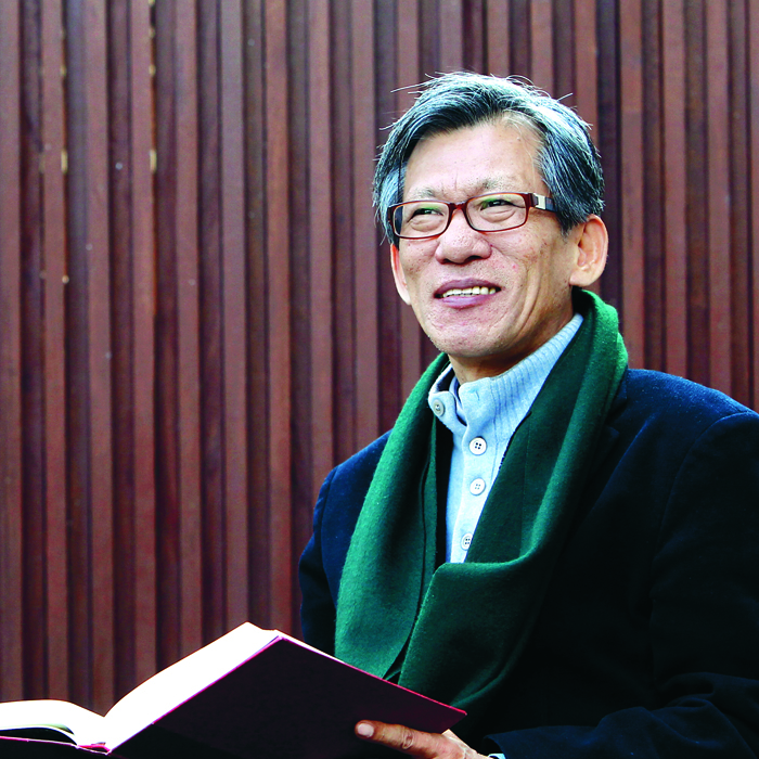 [만남] 백자 넥타이 병 /유홍준, 미술사가·명지대 석좌교수