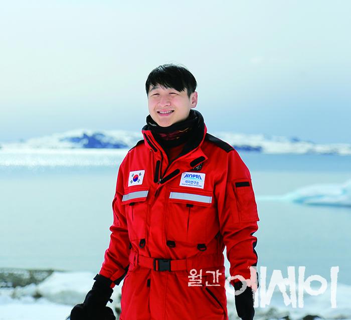 [On The Road] 남극을 상상한다 / 이원영, 극지연구소 선임 연구원
