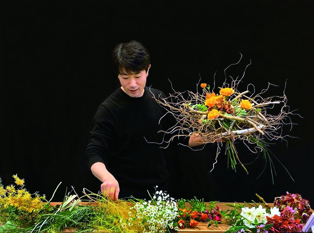 [재미난 手作] 꽃으로 살아가다 / 박원준, 플로리스트