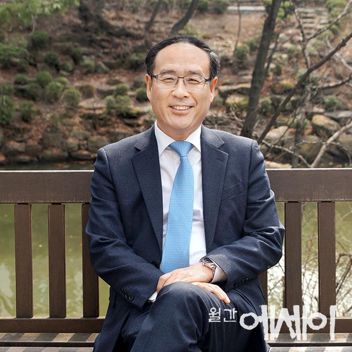 [만남] 과학행정가로 이끈 한 권의 책 / 오세정, 서울대학교 총장