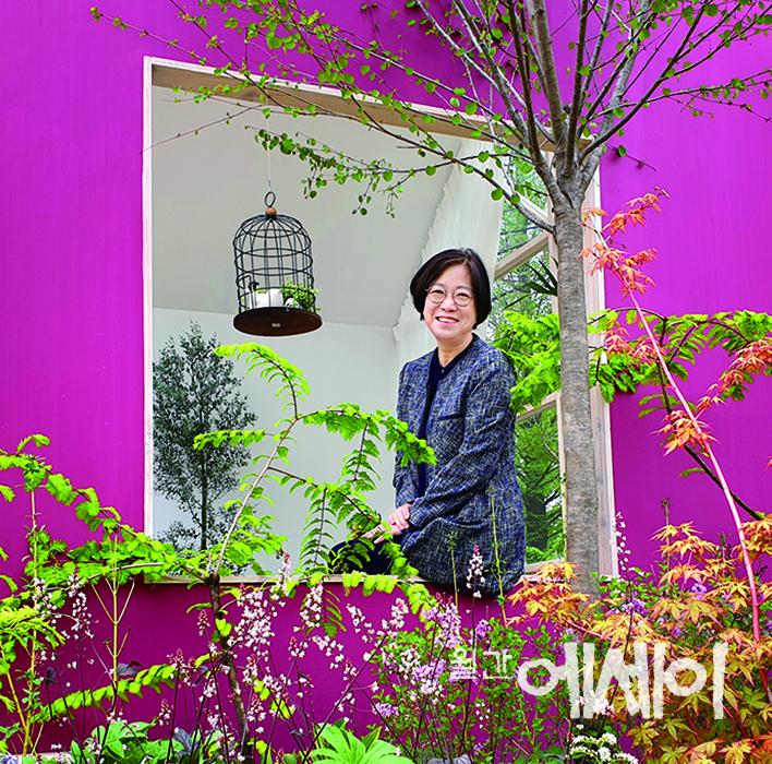[만남] 메꽃을 담은 글을 만나다  / 이유미, 국립수목원장
