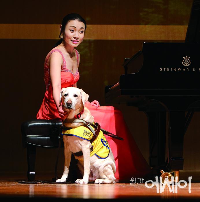 [아름다운 人터뷰] '같이'의 가치로 연주하다 / 김예지, 피아니스트