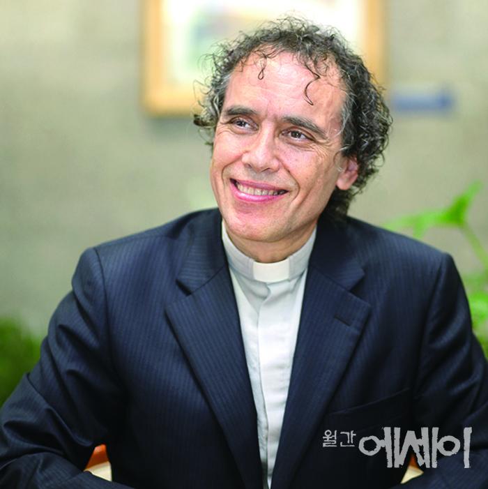[만남] 현재라는 선물 / 김하종(Vincenzo Bordo), 신부