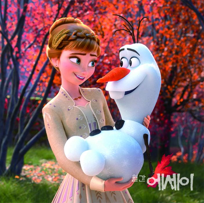 [영화를 읽다] 디즈니의 힘, <겨울왕국2> / 강성률, 영화평론가·광운대 교수