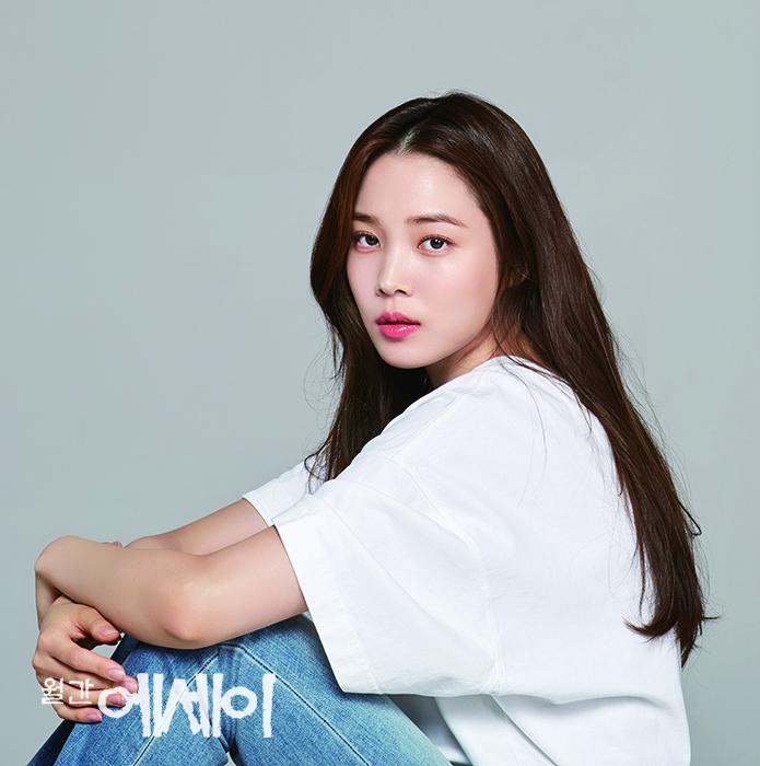 [만남] 1,000억분의 1 / 윤소희, 배우