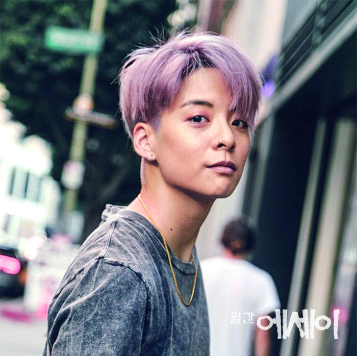 [아름다운 人터뷰] 새로운 시작과 시작(詩作) / 가수 엠버 리우(Amber Liu)