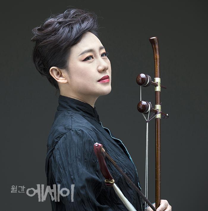 [클릭! 이 사람] 변화를 되새기며 / 강은일, 해금연주가·서울돈화문국악당 예술 감독