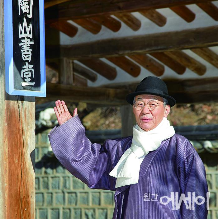 [만남] 은퇴 후 이끌린 퇴계의 고향 / 김병일, 도산서원선비문화수련원 이사장