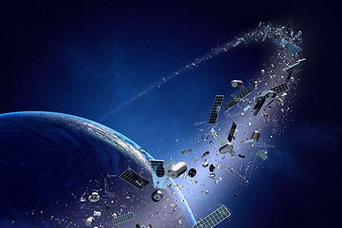 인공위성 | 우주쓰레기, 내 집 마당에 떨어질 수 있다?!
