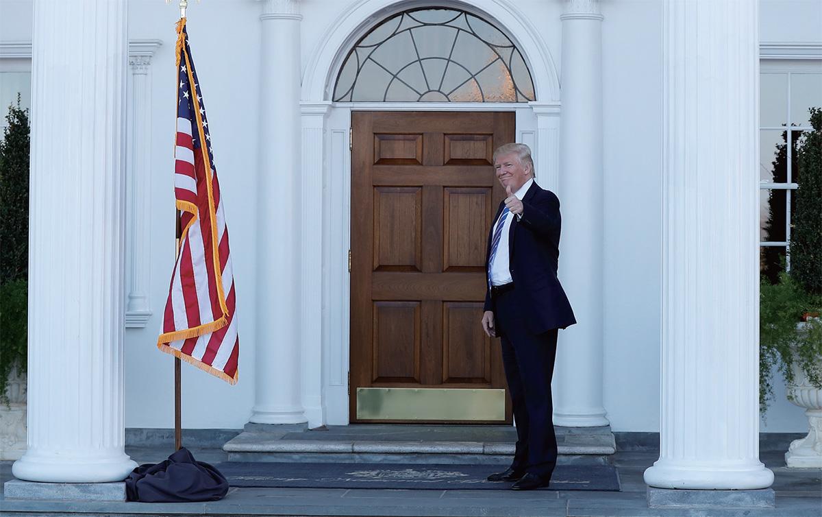 트럼프 리더십은 '1유형'
