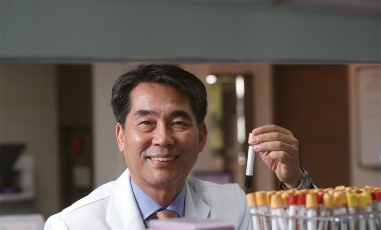 [창조가&혁신가 | 김철우 바이오인프라 대표] 5ml 혈액으로 6대 암 검사