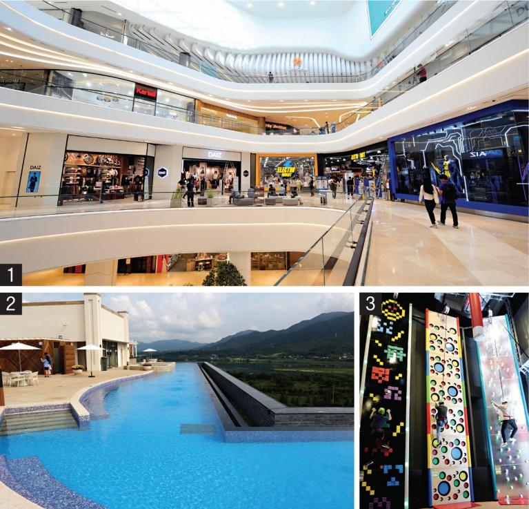 [국내 첫 쇼핑 테마파크 스타필드 하남] 쇼핑·여가·레저·문화 모두 여기서