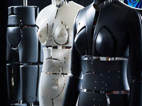 [사이언스뉴스] 신체사이즈를 조절하는 마네킹 로봇 등장 외