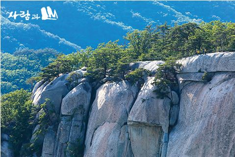 굽이굽이 용이 날아간 자리마다 전설 담긴 산