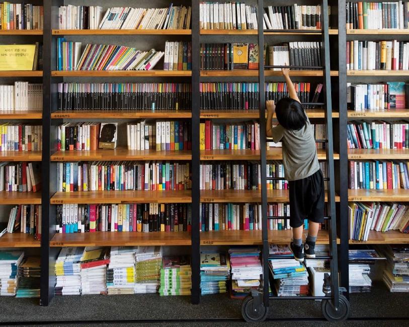 여름방학, 우리는 도서관에 간다!!