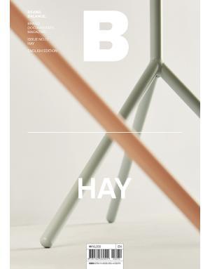 매거진B (영문판) Magazine B, 매거진비