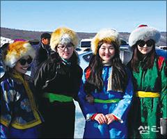 몽골 유목민들의 겨울 셈법 | 임태훈