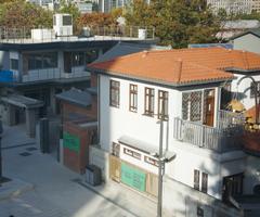남겨진 마을 복원된 역사_길모퉁이 근대건축