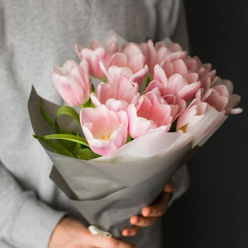청각장애인이 만드는 '행복 꽃다발'