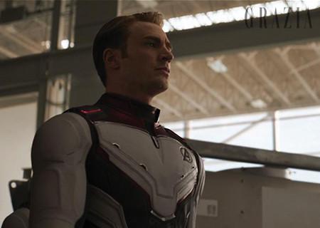 ADIEU, 캡틴 아메리카