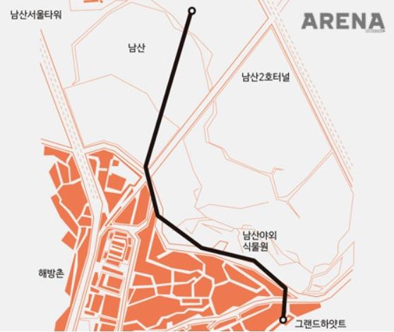 8인의 서울 길 SEOUL FOOTS