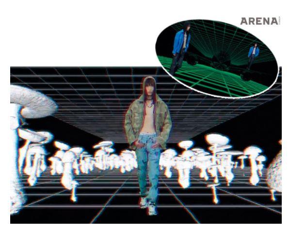 팬데믹 시대의 패션위크: Virtual world