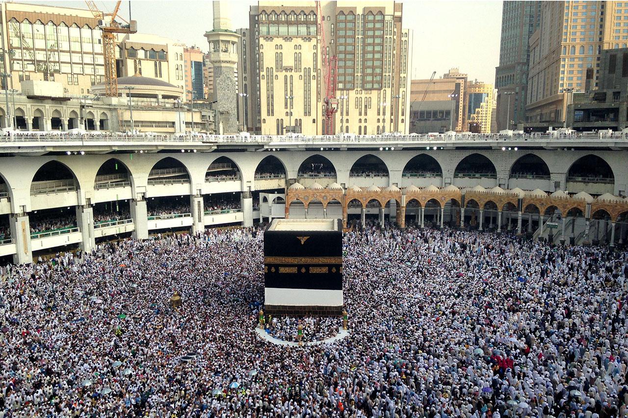 페스트 이후 건설된 거대 이슬람 제국