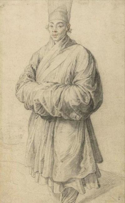 루벤스 作 〈한복 입은 남자〉로 본 神話의 탄생과 소멸