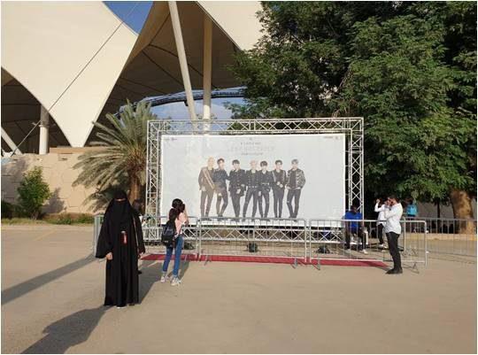 [BTS in 사우디①] 방탄소년단, 사우디 수도에서 단독 공연하는 최초의 해외 그룹이 되기까지