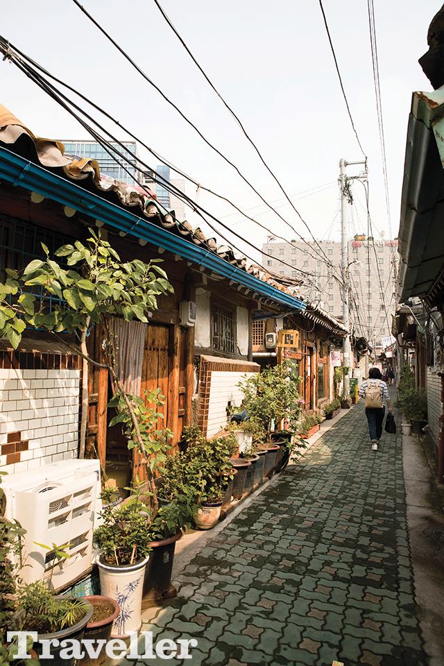 오래된 서울, 익선동