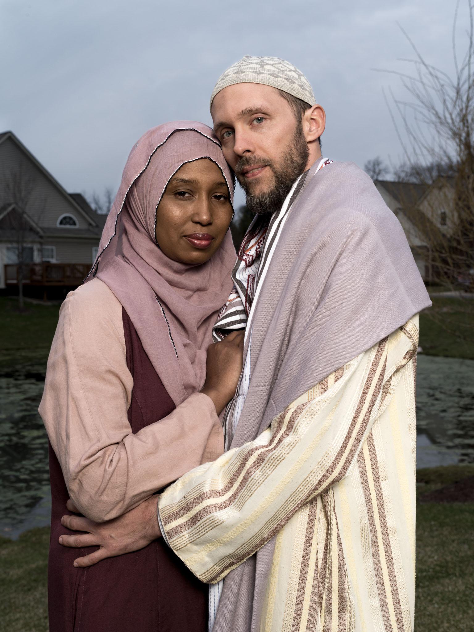 미국에서 이슬람교도로 산다는 것