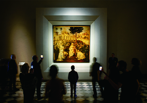 레오나르도 다빈치의 놀라운 천재성