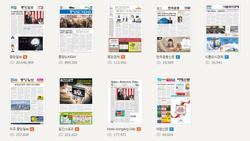 유형(신문/만화)